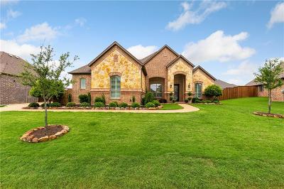 Denton County Single Family Home For Sale: 205 Thoroughbred Drive