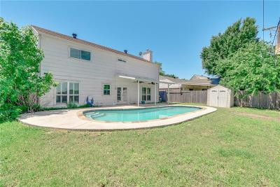 Grand Prairie Single Family Home Active Option Contract: 2618 Winslow Drive
