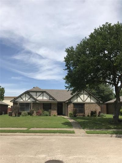 Allen Single Family Home Active Option Contract: 1547 Haven Place