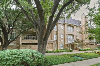 Highland Park Condo For Sale: 4212 Lomo Alto Drive #103