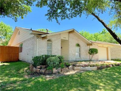 Garland Single Family Home For Sale: 5006 Longhorn Trail