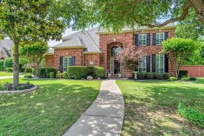 Southlake Single Family Home For Sale: 1203 Forest Hills Drive