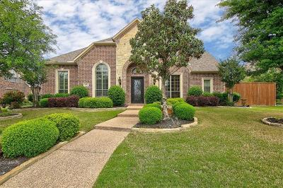 Denton County Single Family Home For Sale: 1446 Overlook Drive
