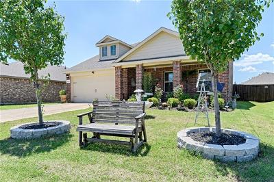 Princeton Single Family Home For Sale: 1306 Pampa Grass Drive