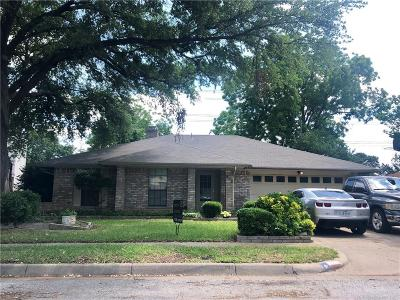 Euless Residential Lease For Lease: 502 Parsley Lane