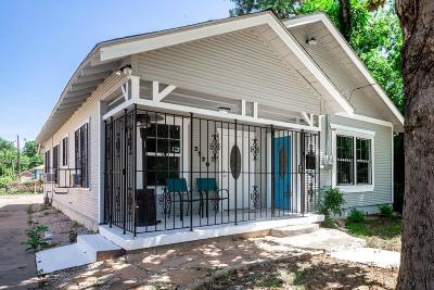 Single Family Home For Sale: 3530 Frank Street