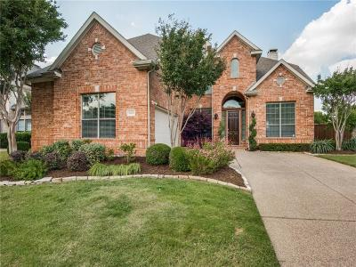 Flower Mound Single Family Home For Sale: 3600 Beckworth Drive