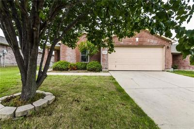 Frisco Single Family Home For Sale: 1636 Dragonback Pass