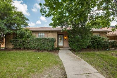 Single Family Home For Sale: 3314 Sam Rayburn Run