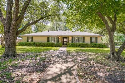 Sachse Single Family Home For Sale: 5229 Natchez Drive