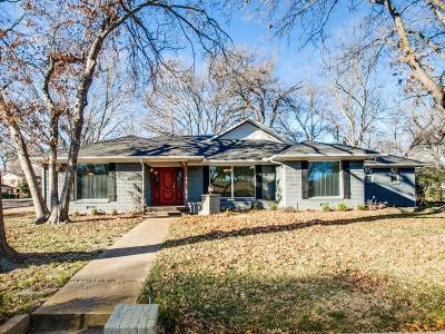 Dallas County Single Family Home For Sale: 3221 S Glenbrook Drive