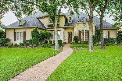 Colleyville Single Family Home Active Contingent: 310 Oaklawn Drive