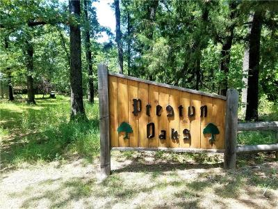 Grayson County Residential Lots & Land For Sale: Tbd Preston Oaks Drive