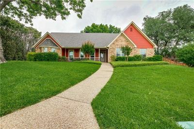 Rockwall Single Family Home For Sale: 114 Crestwood Drive