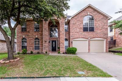 Fort Worth Single Family Home For Sale: 7778 Arcadia Trail