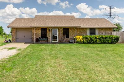 Parker County Single Family Home Active Option Contract: 3660 N Fm 51