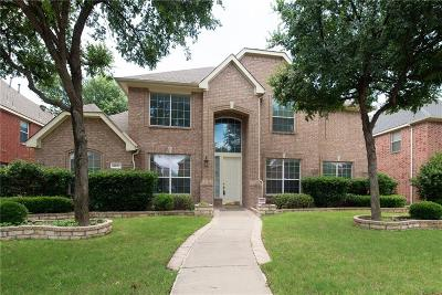 Frisco Single Family Home For Sale: 14877 Snowshill Drive