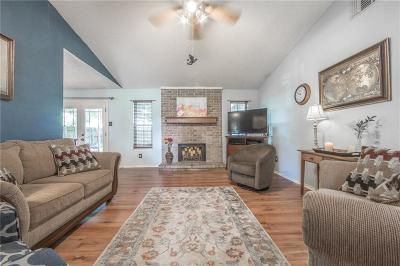 Garland Single Family Home Active Option Contract: 1925 Sage Drive