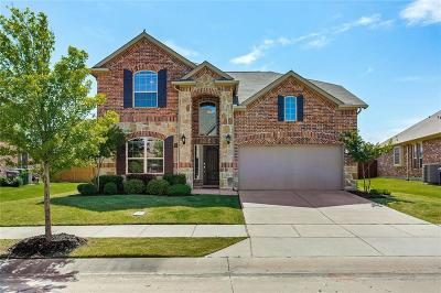 Prosper Single Family Home For Sale: 1404 Nacona Drive