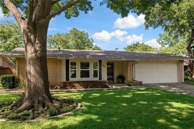 Richardson Single Family Home For Sale: 824 Sherbrook Drive