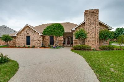 Carrollton Single Family Home Active Option Contract: 2108 High Country Drive