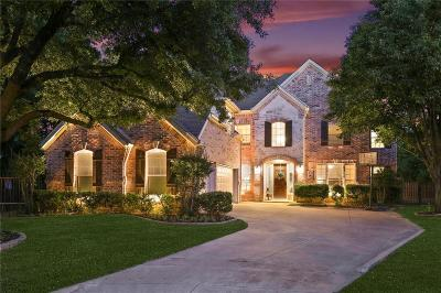 Southlake Single Family Home Active Option Contract: 735 Ashleigh Lane