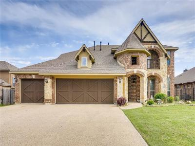 Mansfield TX Single Family Home For Sale: $367,000
