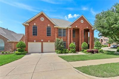 Tarrant County Single Family Home For Sale: 5300 Sunnyway Drive