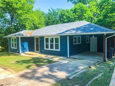 McKinney Single Family Home For Sale: 1504 Greenville Road