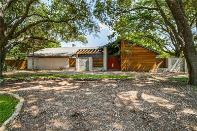 Dallas Single Family Home For Sale: 6212 Emeraldwood Place