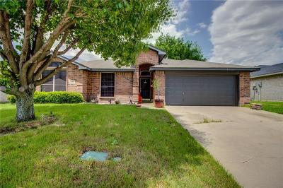 Wylie Single Family Home For Sale: 219 Lake Wichita Drive