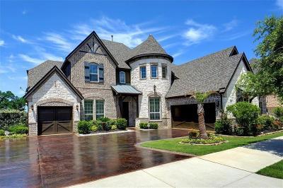 Southlake TX Single Family Home For Sale: $1,290,000