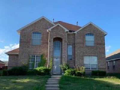 The Colony Single Family Home For Sale: 4005 Breckenridge Court