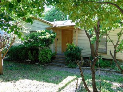 Dallas County Single Family Home For Sale: 1101 S Nursery Road