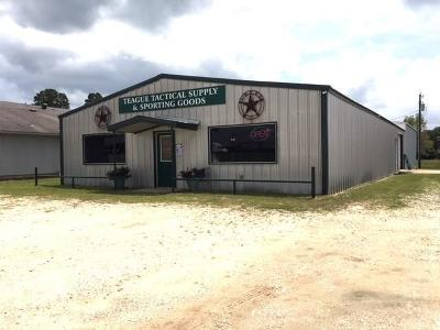 Teague Commercial For Sale: 839 Us Highway 84 W