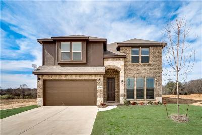 Weatherford Single Family Home For Sale: 2540 Doe Run