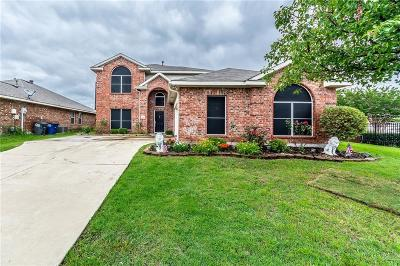 Wylie TX Single Family Home For Sale: $297,900