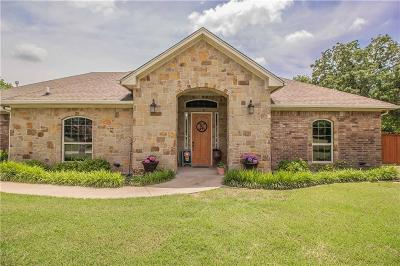Weatherford Single Family Home Active Option Contract: 216 Overton Ridge Circle