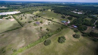 Azle Residential Lots & Land For Sale: Tract 3 Jackson Trail