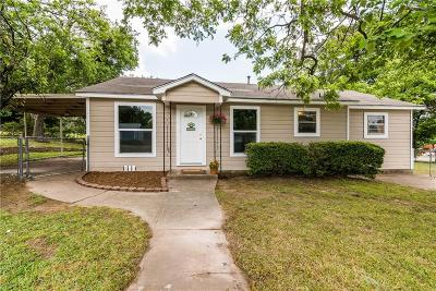 Grayson County Single Family Home For Sale: 530 W Burrell Street