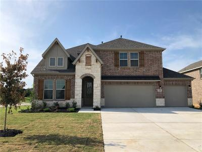 Prosper Single Family Home For Sale: 231 Fox Crossing Lane