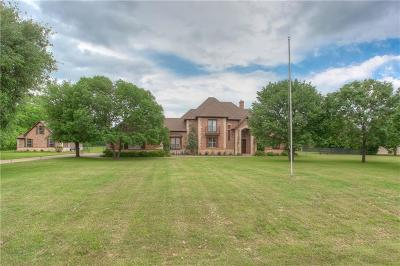 Fort Worth Single Family Home For Sale: 134 Waggoner Court