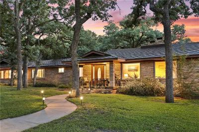 Fort Worth Single Family Home For Sale: 1632 Vinewood Street