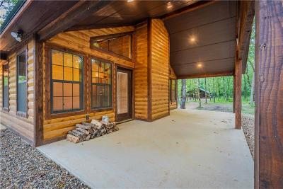 Ardmore, Broken Bow, Burneyville, Duncan, Fort Towson, Grandfield, Healdton, Idabel, Kingston, Leon, Marietta, No City, Ringling, Sallisaw, Seminole, Thackerville, Valliant, Bethel, Cartwright, Moyers, Overbrook Single Family Home For Sale: 295 Orca Road
