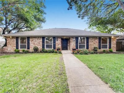 Dallas Single Family Home For Sale: 9320 Raeford Drive