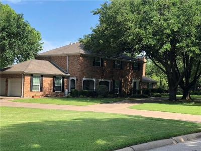 Kaufman Single Family Home For Sale: 1302 Lewis Drive