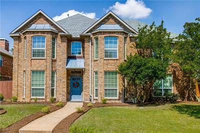 Allen Single Family Home For Sale: 303 Fountain Gate Drive