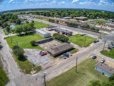 Wills Point Commercial For Sale: 202 W Oneal Street