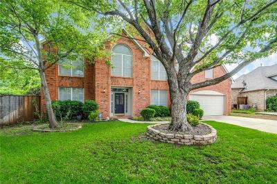 Single Family Home For Sale: 1108 Rosewood Drive