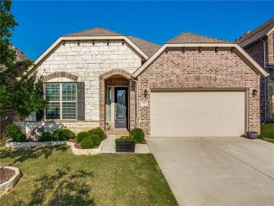 Denton Single Family Home For Sale: 3312 Knoll Pines Road